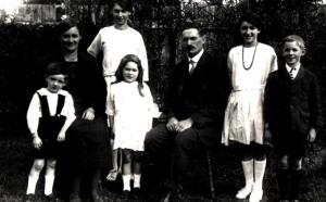 Norman Jones family1