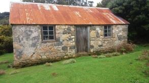 Stewart Island, Ackers Cottage, 1830s